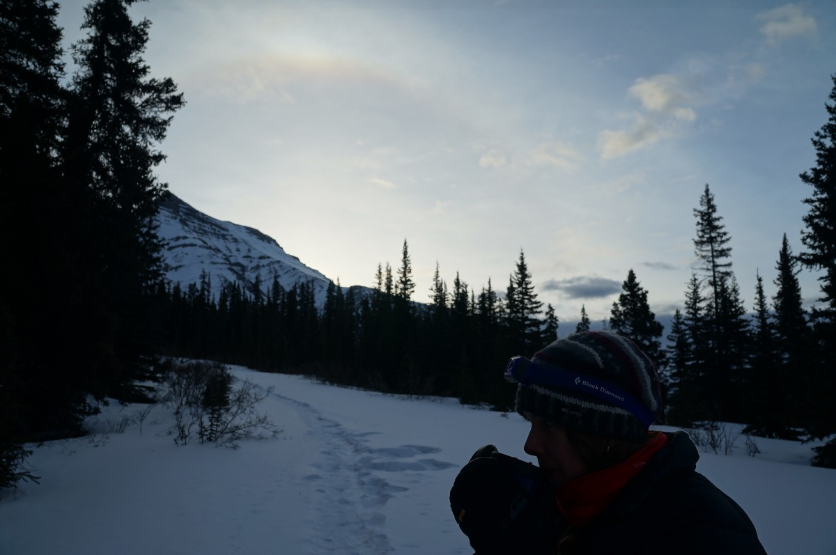 Winter Camping and Crowfoot Glades – March 26 and 27